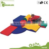 EU standard kindergarten kids soft play equipment
