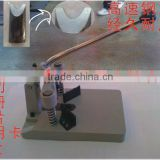Hot sale wholesale Professional manufacturer Stainless steel blade knife WD-30 Manual Round Corner Cutting Machine