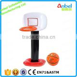 Anbel High Quality Kids Sport Game Mini Inflatable Basketball Hoop and Ball