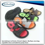 China factory direct top quality eva slippers rubber slipper