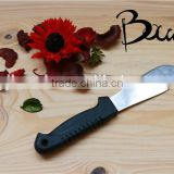 Best selling good quality stainless steel butter knife with pp handle BD-K6667