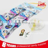 Hot sale confectionery soft sweet candy gummy candy roll                                                                         Quality Choice