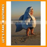 PGCC-2637 Cheap low price cute baby animals costume shark costume for kids cosplay halloween costume