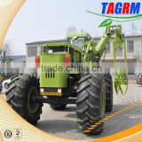 multifunctional 4 wheels sugar cane loading machinery/new automatic sugarcane loader for sale