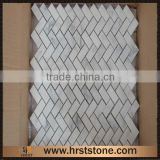 Marble Mosaic Tile, White Stone Mosaic Tile picture                                                                         Quality Choice