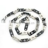 Unique Magnetic Stainless Steel Chain Necklace Fashion Jewelry