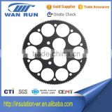 Black Epoxy Fiberglass Sheet Planetary Wheel Optical Carrier Grinding Processed By CNC Machine