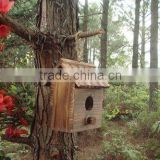 garden wood bird house(FSC certificate)