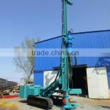 manufacture of JD110B full hydraulic crawler multi-function drilling rigs, capable of drilling all kinds of geology