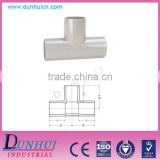 UPVC Pipe Fitting Reducing Tee connector