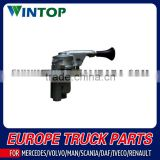High Quality MAN/DAF/SCANIA/BENZ/VOLVO/IVECO/RENAULT Heavy Truck Hand Brake Valve OE:9617011050