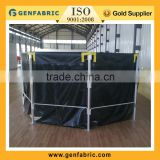 China factory custom more size oil catch tank,oil tank farm