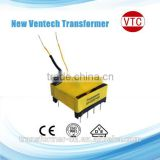 manufacture sale for High frequency ferrite core power transformer with CE RoHS approval