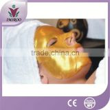 OEM and ODM for Gold Bio-Collagen Facial Mask Crystal with Gold Powder of Moisturizing and Anti-aging Collagen Facial Mask