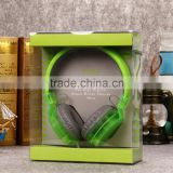 wireless hidden headphones wireless headphone with memory card computer headphone without mic