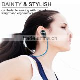 2016 Private Laber Wireless Sport Head Phones Bluetooth 4.1 Wireless Ear buds Sport sweatproof EarBuds