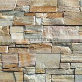 Eco-friendly Decorative Home Depot Stone Wall