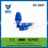 2015 Hot selling UP foam earplugs 32 db Ce ANSI standrad ear plugs for noise and shooting