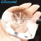 2015 newest crystal glass prism chandelier lamp pendants