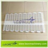 LEON poultry plastic grating flooring for animal farm