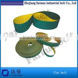 Customised Textile Machinery Accessories Power Transmission Flat Belt Manufacturer In China