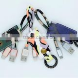 2016 USB Data Cable usb 3.1 type-c, USB to USB color charging cable for Letv max Shenzhen