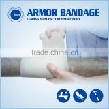Water Activated Fiberglass Fixing Bandage Tape for Gas Water Oil Pipeline,Pipe Leak Repair Clamp