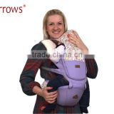 Foldable Softtextile Baby Hipseat Handle Carrier Hippy Chick Hip Seat