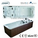 Inground and Aboveground Acrylic Prefabricated Swimming Endless Pool Spa Tubs Outdoor JY8601