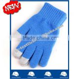 wholesale china hand gloves manufacture supplier hot new product for 2015 fashion alibaba Men women touch screen winter gloves