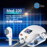 Skin Care Salon Home Use Ipl Remove Diseased Telangiectasis Hair Removal Beauty Machine Pigmented Spot Removal