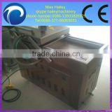 0086-13503826925 stainless steel double chamber fruit and vegetable vacuum packing machine