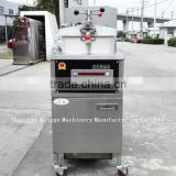 broasted a frying stainless steel frying pan frying oil container frying chicken wing machine french fries frying machine