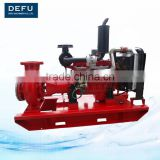 stainless steel cast iron fuel oil pump diesel engine driven, pumping machine water