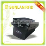 fixed contact series smart card reader