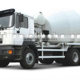 8CBM SHACMAN 6x4 model cement mixer truck