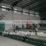 FRP tank & pipe continues winding machine