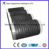 Motor laminated iron core