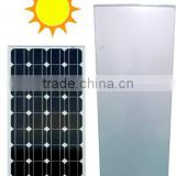 138L Solar Powered Household DC Compressor Upright Fridge