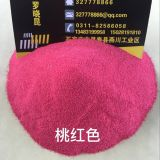 High Hardness Construction Sintering Color Silica Sand