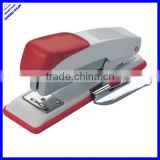 Office multi metal and plastic parts stapler with staple remover