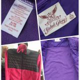 Faded Glory brand stock lot, Ladies coral zip jackets 15,000pcs