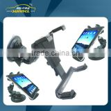 360 Degrees Revolving with Strong Suction Tablet Car Mount Holder for iPad 2 3 4 5 & 7-10 Inch