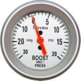 Utrema Racing Turbo Boost Gauge 2-1/16 in.