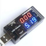USB Current Voltage Ammeter Tester