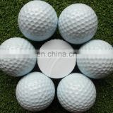 New Restricted Flight one layer construction golf training balls
