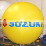 colorful air floating balloon big thicken air balloon printing air baloon