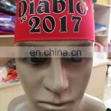 2017 El Diablo Run Game Headband red color