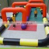 inflatable racing track for going kart