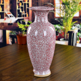 home decoration ceramic vase